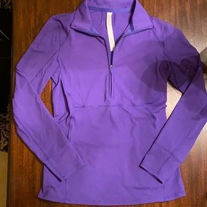 🍁🍁Lululemon 1/2 zip perfect for fall 🍁🍁